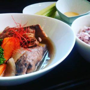 バクテ―定食