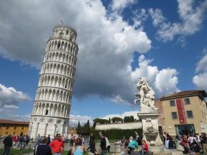 ピザの斜塔